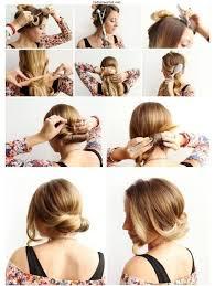 Einfache Hochsteckfrisurenen You by 17 Best Ideas About Einfache Frisuren Lange Haare On