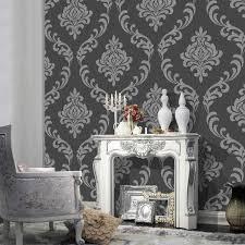 black grey silver wallpaper wallpapersafari