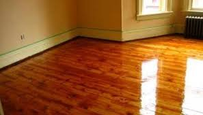 Laminate Flooring Water Damage How To Refinish A Hardwood Floor With Water Damage Homesteady