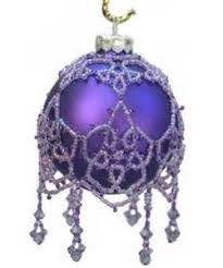 beaded ornaments free patterns images