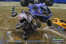 bigfoot monster truck driver monster jam triple threat these are athletes not drivers all