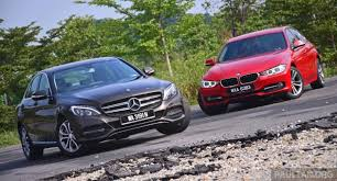 bmw 3 series or mercedes c class 3 points to decide the winner of bmw 3 series vs mercedes c class