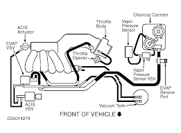 2000 toyota sienna the diagram hoses intake valve wire harness