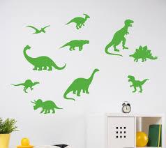 stickers garcon chambre dinosaure sticker garçons dinosaure patter stickers garçon chambre