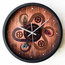wheel wall clock promotion shop for promotional wheel wall clock