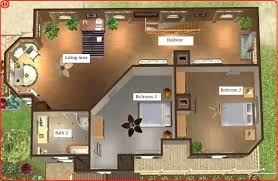 sims houses blueprints ideas