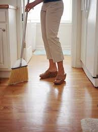 how to laminate wood floors shine hunker