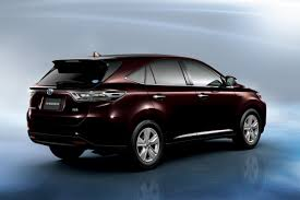 lexus harrier 2005 toyota reintroduces lexus rx based harrier crossover in japan w