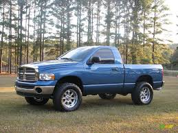 2005 dodge ram 1500 single cab 2004 atlantic blue pearl dodge ram 1500 st regular cab 4x4