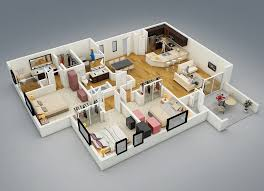 3 bedroom house layout ideas