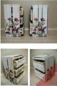 tutorial decoupage en mimbre cajas de madera 07 ahsap boyama 3 pinterest decoupage