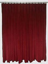 Burgundy Velvet Curtains Velvet Curtains Ebay