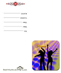 avengers party invitations printable free superb free printable disco party invitations accordingly cool