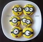 minion expression | Cookie Connection
