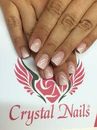 nails crystal nails nägel color gel nagelstudio nail art