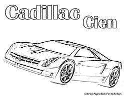 cien car for coloring pages book boys bebo pandco
