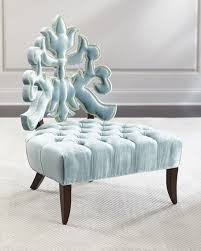Tufted Accent Chair Haute House Arielle Tufted Accent Chair