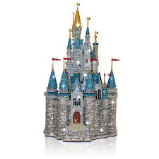 arribas jewelled collection cinderella s castle large limited