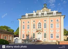 Amtsgericht Baden Baden Bruchsal Castle Baden Wurttemberg Germany Stockfotos U0026 Bruchsal