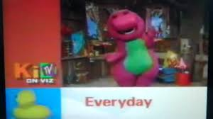 barney and friends promo youtube