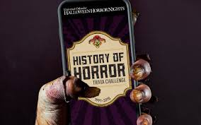 universal orlando halloween horror nights 2015 universal orlando close up halloween horror nights 25 trivia