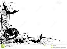 halloween frames transparent background halloween border black and white clipart panda free clipart images