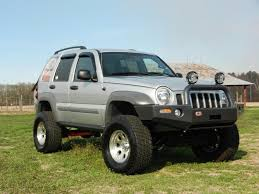 jeep liberty lifted jeep liberty lift kits 2002 2007