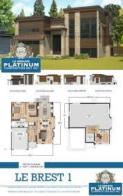 le bureau brest modèle de maison neuve le brest le groupe platinum