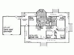 one house plans with porch one floor house plans with wrap around porch ideas
