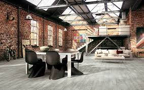 Themes For Interior Design Of Residence Key Traits Of Industrial Interior Design