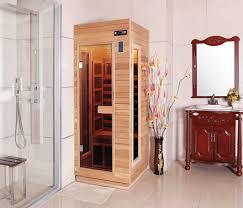 sauna im badezimmer sauna badezimmer design für ihre bequemlichkeit