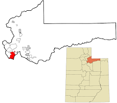 Utah Map With Cities And Towns by Park City Utah Wikipedia