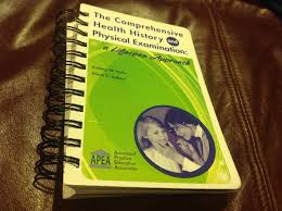 the comprehensive health history and physical examination 2011