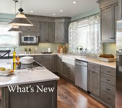 Yorktown Kitchen Cabinets by Haas Cabinet Home