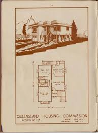 Home Designs Acreage Qld Home Designs From The Past Online John Oxley Library