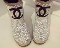 ugg glitter boots sale sparkly uggs etsy
