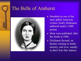emily dickinson biography death america s poets walt whitman and emily dickinson ppt download