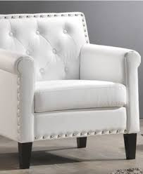 Faux Leather Accent Chair Wholesale Interiors Antonia Faux Leather Accent Chair Direct Ship