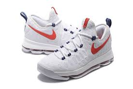 kd 9 usa white race blue 2016 for sale cheap