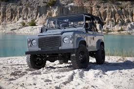 convertible land rover vintage military to mojitos 2002 land rover defender by cool u0026 vintage