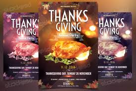 stockpsd net free psd flyers brochures and more thanksgiving