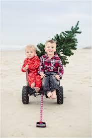 christmas on the beach carlsbad san diego family photographer