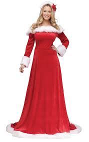 lady santa dress costume buycostumes com