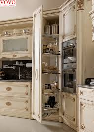 Cheap Solid Wood Kitchen Cabinets Online Get Cheap Solid Wood Kitchen Pantry Cabinet Aliexpress Com