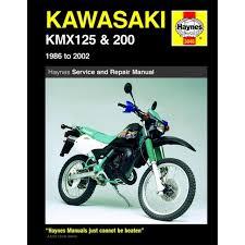 1988 kawasaki kmx125 moto zombdrive com