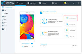 android backup backup restore wondershare mobilego user guide