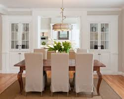 built in dining table contemporary dining room built in cabinets