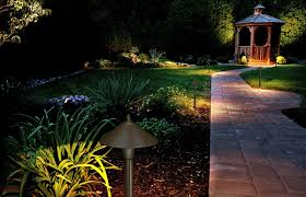 garden beautiful backyard unique garden outdoor lighting outdoor