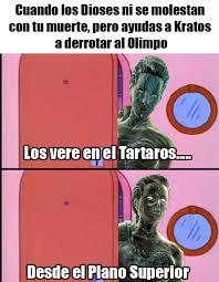 Memes About God - es god of war 3 meme by nikolas cifuentrisky memedroid