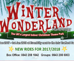 Price Of Rides At Winter Manchester S Winter Is Back For 2017